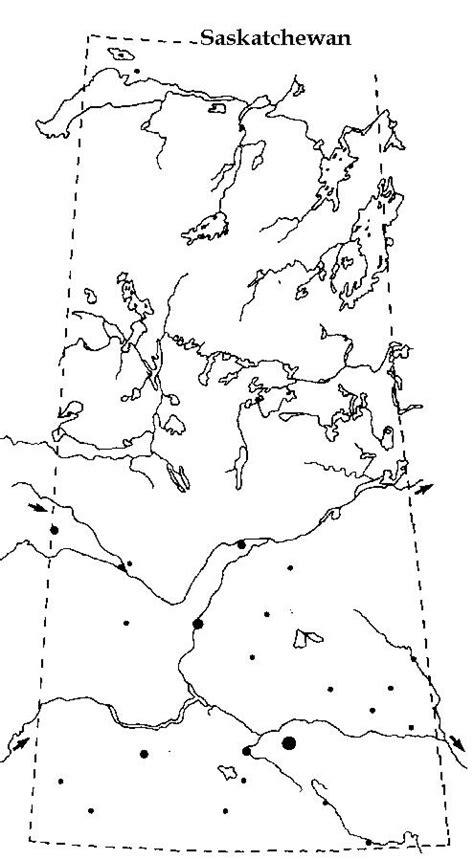 printable map alberta saskatchewan printable map