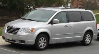 Chrysler Town Country 2008 File 08 Chrysler Town And Country Jpg Wikimedia Commons
