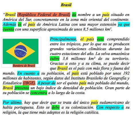 Resumen Y Textos Propios by Ejemplo De Texto Expositivo B 225 Sico