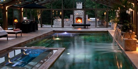 Extravagant Backyards extravagant extras for the backyard poolspas capoolspas ca