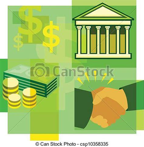 banco de imagenes vectoriales libres dibujos de un montaje de dinero banco y apret 243 n de