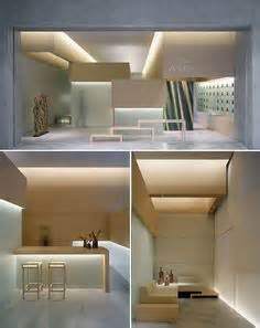 Kanebo Posh asta aveda salon tokyo by curiosity designers work