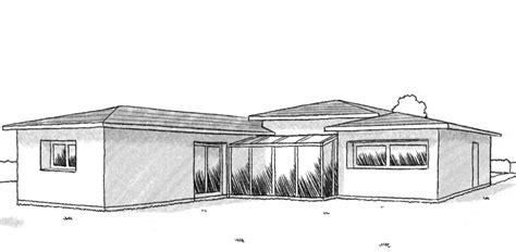 plan veranda 3d gratuit plan maison 120 m 178 avec v 233 randa ooreka