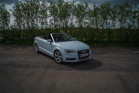 Audi A3 Cabrio Test by Audi A3 Cabriolet 1 4 Tfsi Ambiente Test Bilsektionen Dk