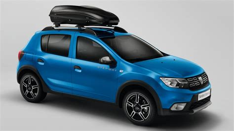 renault sandero stepway black new sandero stepway