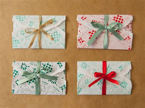Cool Gift Card Designs - holiday gift wrapping ideas entertaining diy party ideas recipes wedding baby