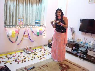 how to decorate home with light in diwali reacha blogging first diwali in hyderabad new home