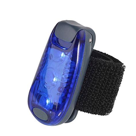 running lights for runners kootek led safety light running lights reflective gear