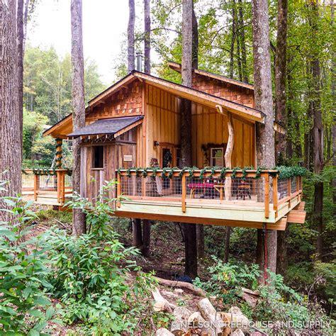 photo tour appalachian treehouse nelson treehouse