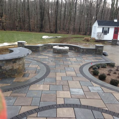 Flagstone Patio Stonestone Walkway Natural Stone Patio Outdoor Patio Pavers
