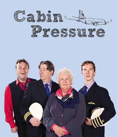 radio series cabin pressure benaddict