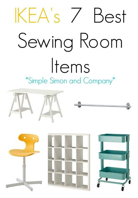 best ikea items ikeas 7 best sewing room items sewing rooms storage and