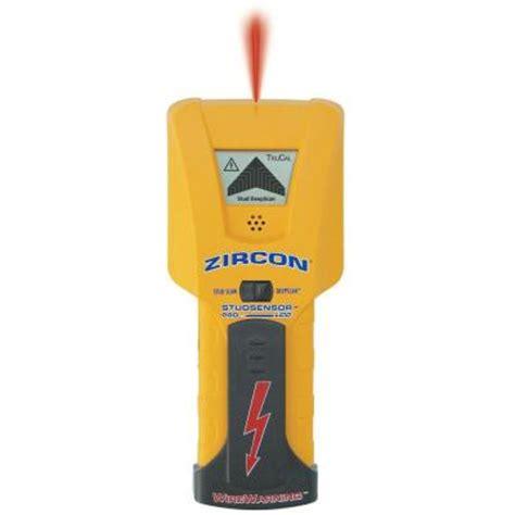 home depot stud finder zircon studsensor pro lcd stud finder 60374 the home depot