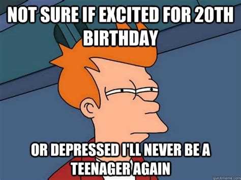 20th Birthday Meme - funny happy birthday jokes funny pics collection 2017