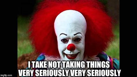 Pennywise The Clown Meme - pennywise the dancing clown imgflip