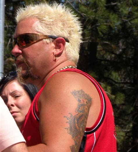 tournament is about the pork not golf for foodie fieri