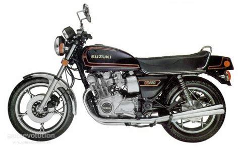 Suzuki Meaning 1986 Suzuki Gs 850 G Moto Zombdrive