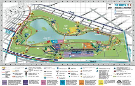 Trackside   2017 Australian Grand Prix