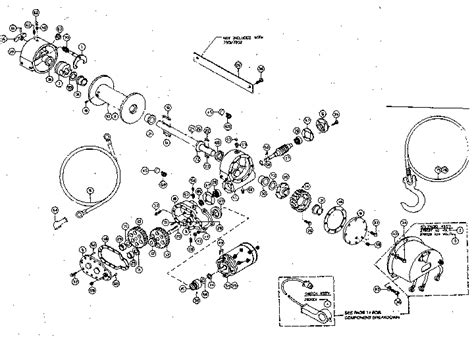 ramsey winch schematics ramsey winch schematic wiring