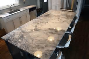 Gray Granite Countertops Bathroom Stunning But Different Countertop