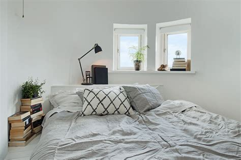 small apartment bedroom nordic apartment enhanced by its eclectic decor