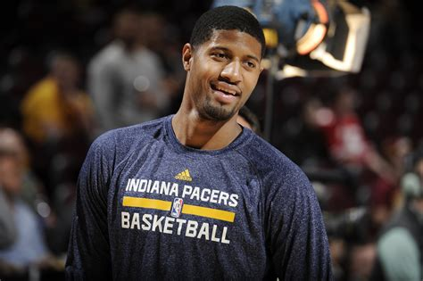 Paul George 1 Blackbuster despite what larry bird says coach frank vogel says paul george not ready to play