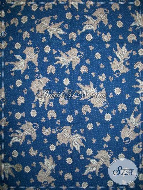 Exclusive Kain Sajadah Tenun Asli Murah Meriah jual kain batik kombinasi tulis warna biru motif unik han halus harga murah meriah bisa untuk