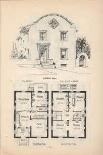 Spanish Colonial Floor Plans 1559 Best Authentic House Plans Images On Pinterest
