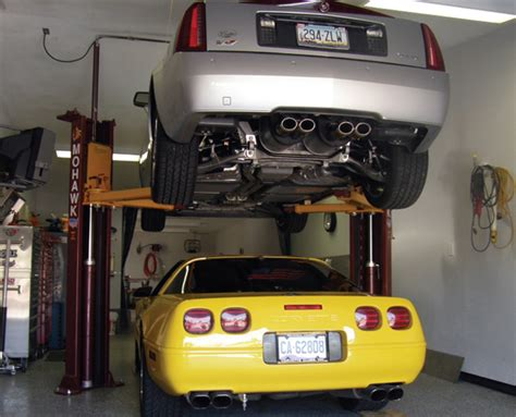 Low Ceiling Garage Lift by Model A 7 Purchase 2 Post Car Lifts Two Post Truck Lifts