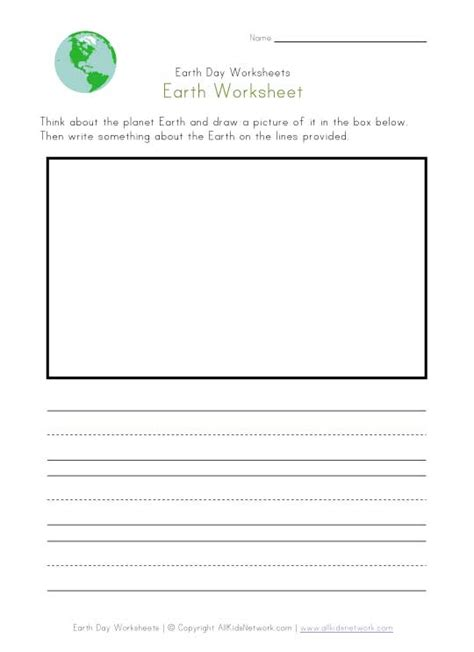 Planet Earth Freshwater Worksheet planet earth freshwater worksheet pics about space