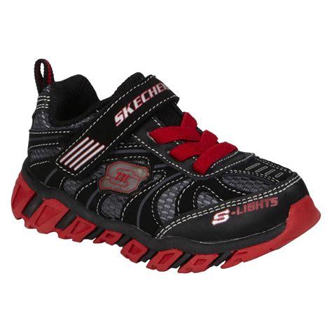 skechers s lights boys skechers boy s lights ignus athletic shoe black