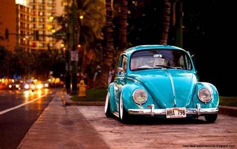 Volkswagen Car Wallpaper Hd by Vw Volkswagen Beetle Bug Hd Wallpaper Free High