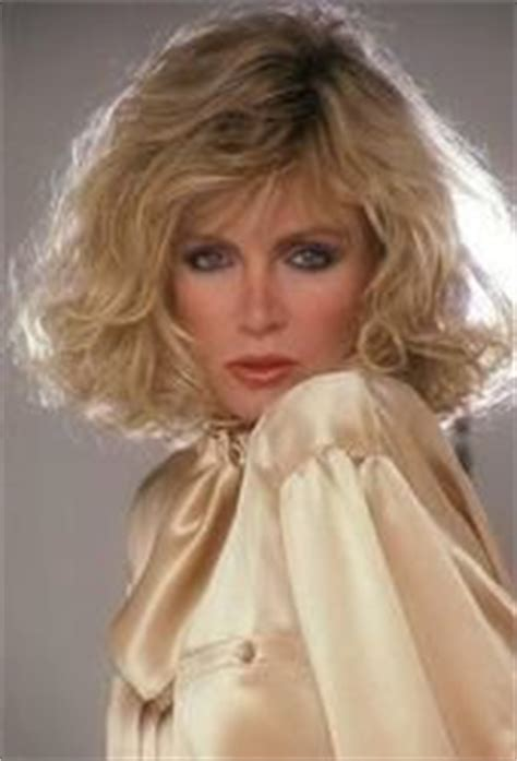 photos of donna mills curly frosted hairstyle from the 89s 17 best images about interesting actresses on pinterest