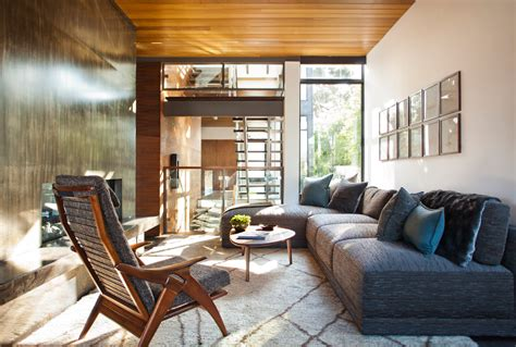 mid century modern ranch interiors mid century modern house with a mid century modern italian feel design milk