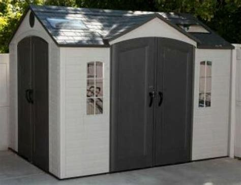 10 x8 plastic sheds with floors 25 best ideas about plastic storage sheds on