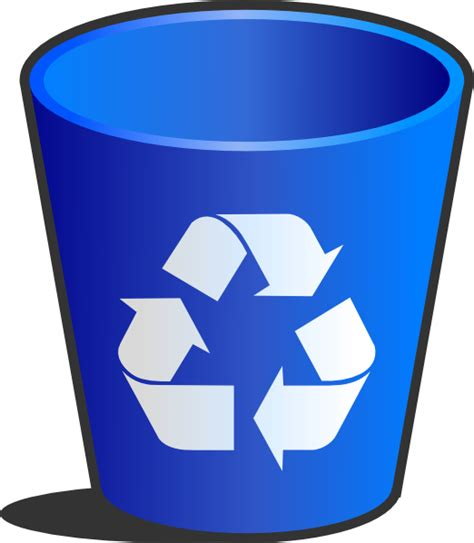 free printable clip art recycling recycle can clip art at clker com vector clip art online