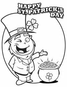 printable st s day coloring pages st s day leprechaun free printable coloring pages
