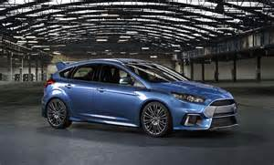 Ford Focus Rd Finally Here The New 2015 Ford Focus Rs Engagesportmode