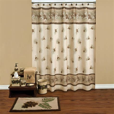 bears shower curtain black bear shower curtain soozone