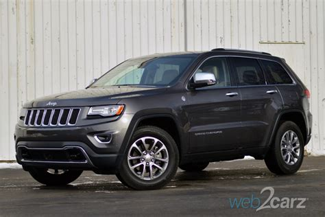 2015 Jeep Limited 2015 Jeep Grand Limited 4x4 Review Web2carz