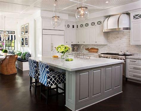 grey kitchen island best 25 gray island ideas on pinterest gray and white