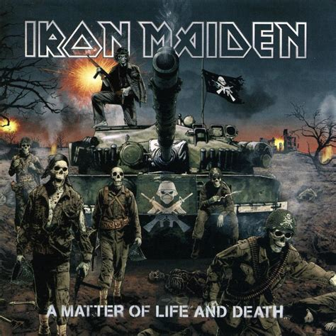 iron maiden a matter of and discografia de iron maiden taringa
