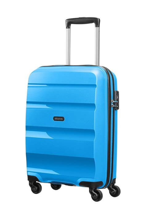 american tourister cabin bag american tourister bon air 4 wheel spinner 55cm 20inch