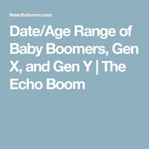 17 best ideas about baby boomers age range on baby boomer years calamity and