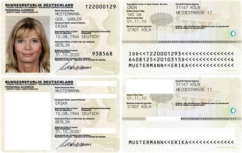 german identity card template free schufa inquiry with this sle letter bonus
