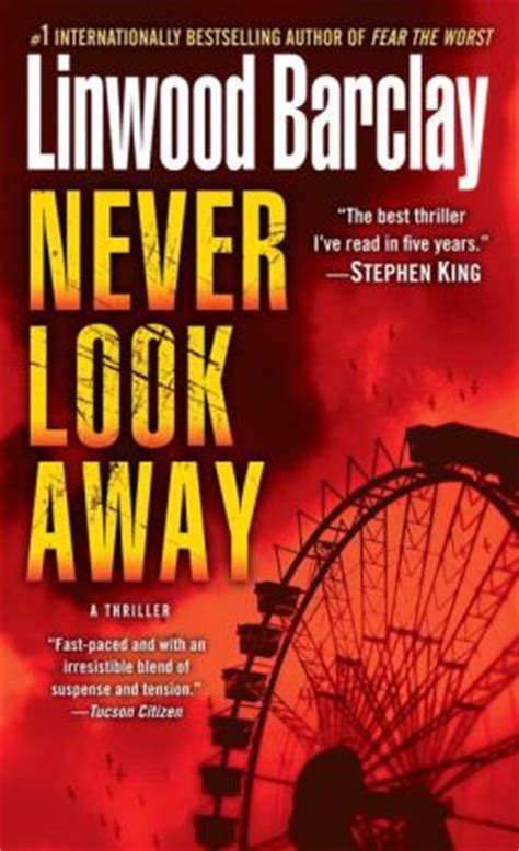 never look away a thriller by linwood barclay 9780440339182 nook book ebook barnes noble