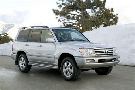 2006 Toyota Land Cruiser 2006 Toyota Land Cruiser Picture 94393 Car Review