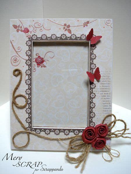 come decorare una cornice di legno carta e ricordi cornice alterata e poi