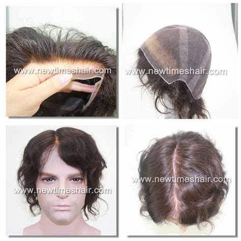 lace hair lines for men full french lace wig for men