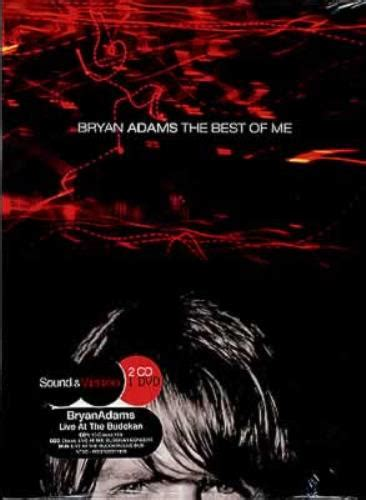 bryan the best of me bryan the best of me uk 3 disc cd dvd set 338484